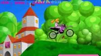 碧琪公主骑摩托车03