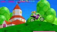 碧琪公主骑摩托车04