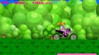 碧琪公主骑摩托车05