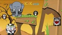 叫醒打鼾的大象选关版_9