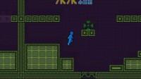 蓝色机器人02