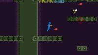 蓝色机器人03
