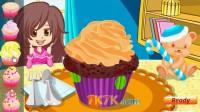 七彩蛋糕演示1