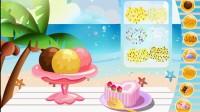 美味大碗冰淇淋演示3