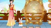 可爱古装兔公主演示1