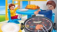 家庭烧烤派对1