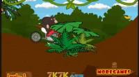 猴子骑摩托01
