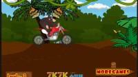猴子骑摩托03