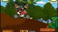 猴子骑摩托04