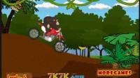 猴子骑摩托05