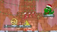 怪物吃糖果圣诞版3