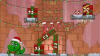 怪物吃糖果圣诞版6