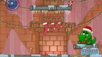 怪物吃糖果圣诞版7