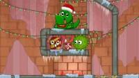 怪物吃糖果圣诞版14