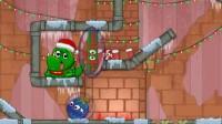 怪物吃糖果圣诞版16