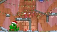怪物吃糖果圣诞版18