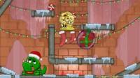 怪物吃糖果圣诞版28