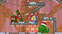 怪物吃糖果圣诞版30