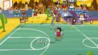 街头篮球赛演示7