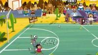 街头篮球赛演示8