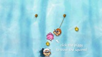 可爱松鼠吃榛子7