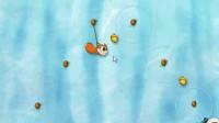可爱松鼠吃榛子19