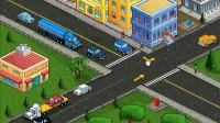 色彩方块交通指挥2-4