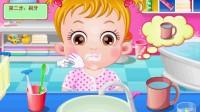 可爱宝贝刷刷牙4