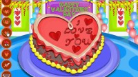 新款情人节蛋糕演示03