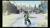 3D街区滑板演示01