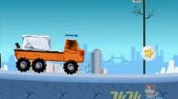 冰块运送大卡车无敌版01