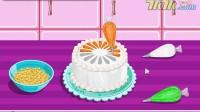 制作蔬果蛋糕演示5