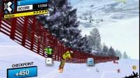 3D滑雪竞技试玩展示