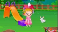 可爱宝贝照顾小兔子通关攻略05