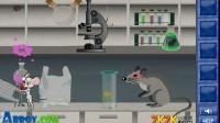 女白鼠逃离实验室通关02