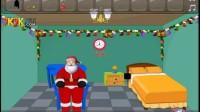 圣诞老人大逃出通关攻略