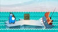 企鹅偷鱼吃通关攻略