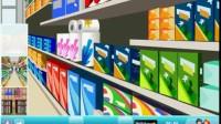 现代超市逃脱攻略