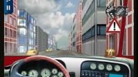 3D大卡车真实驾驶试玩展示01