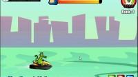 小鳄鱼摩托艇01