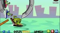 小鳄鱼摩托艇06