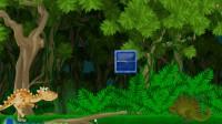 小恐龙森林探险2第1关