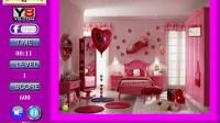 粉红色房间逃脱通关攻略