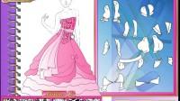 公主服装设计展示