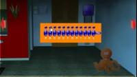 橙色章鱼逃生攻略