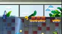 小鳄鱼吃鸭子03