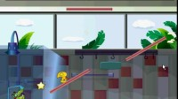小鳄鱼吃鸭子04