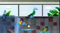 小鳄鱼吃鸭子09