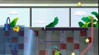 小鳄鱼吃鸭子10