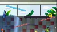 小鳄鱼吃鸭子11